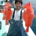 2006 5/31 仁徳丸 メヌケ船