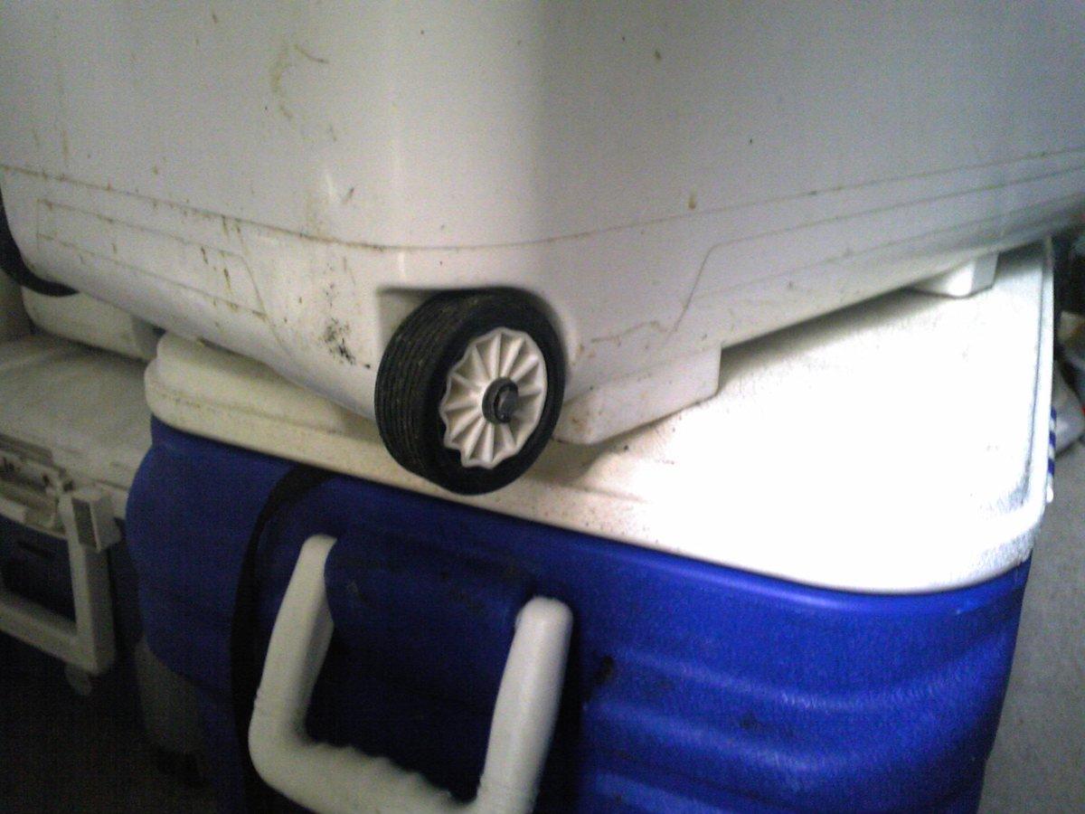 全塗装&車輪修理